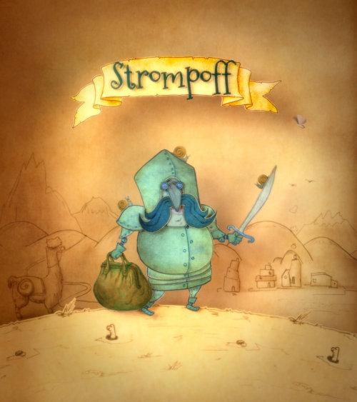 Artwork of Sir Strompoff returns by MiniTonic