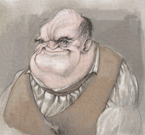 Dr Crispin portrait