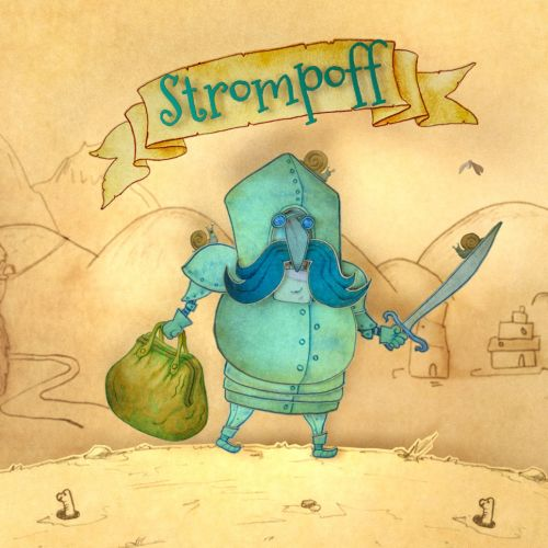 sir strompoff returns animation for kids