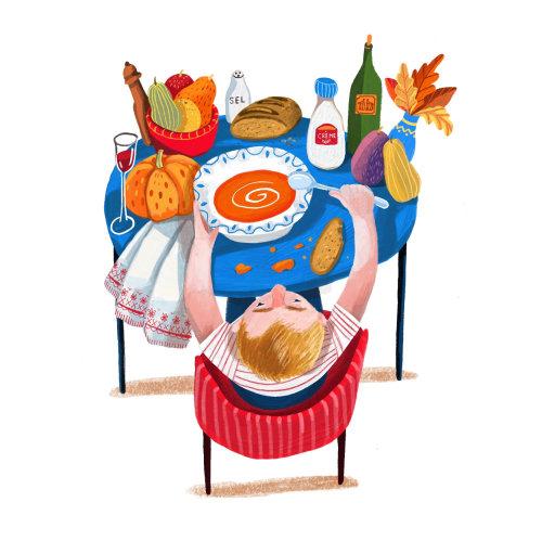 comida, almoço, sopa, vinho, vegetais, saudável, criança