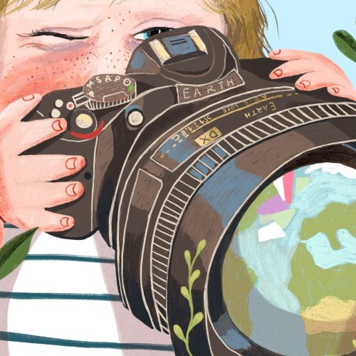 Tatsiana Burgaud Nature Illustrator from France