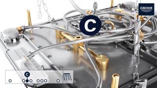 Hydraulic board illustration by Technix