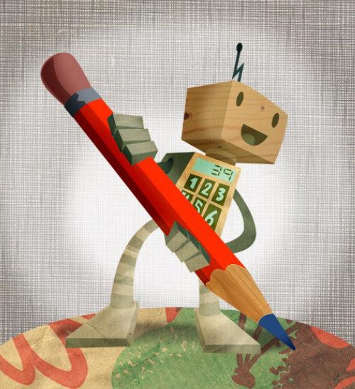 Mathematical Robot