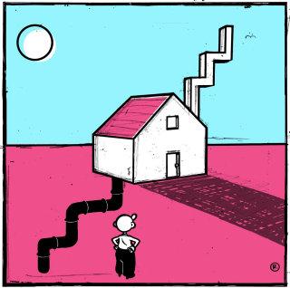 Jorg Saupe illustrator - cartoon illustration