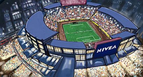 体育建筑,满座人的体育场,网球场