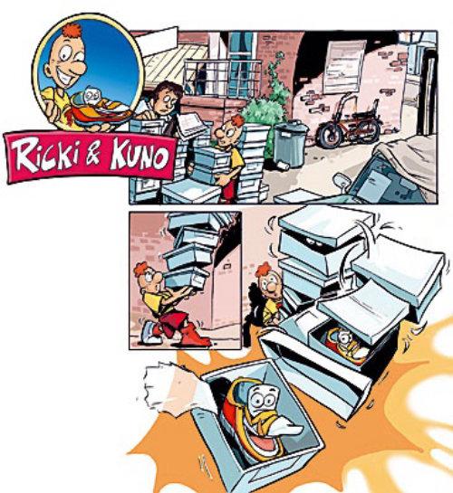 儿童书籍,各种图像,漫画纸上的文字