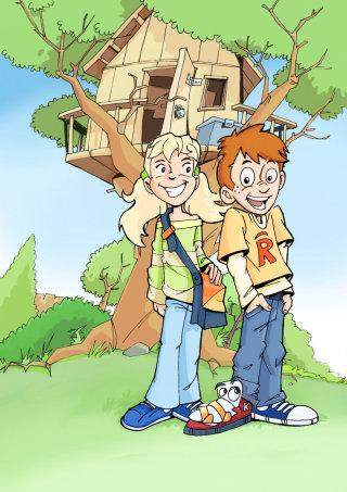 Illustration for Ricky und Kuhno
