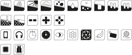 Line stickers illustration by Tim Weiffenbach