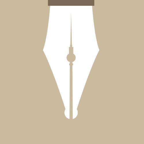 Vector illustration of pen needle