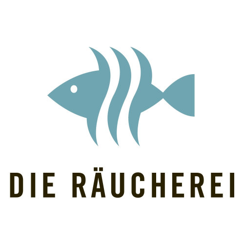 Graphic logo for fish smokehouse