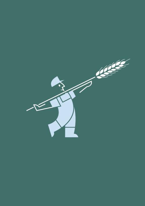 Ilustração em vetor jogando seta