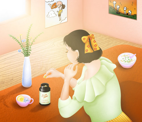 Stress Bears CBD 凝胶胶囊医学插图