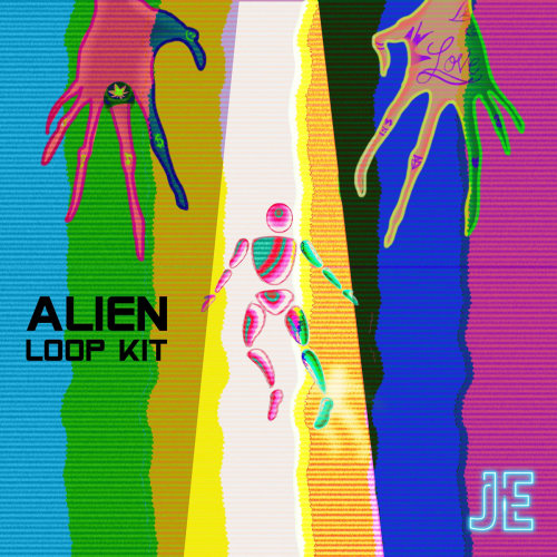 extraterrestre, art de couverture ep, art de couverture, couverture d'album de musique, couverture en vinyle, illustration en vinyle, illustrati
