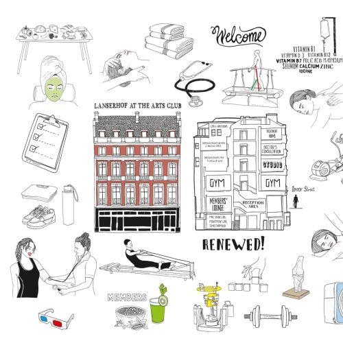 Tobias Göbel Line Illustrator from Germany