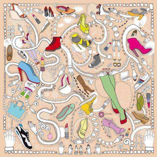 Fashion product map