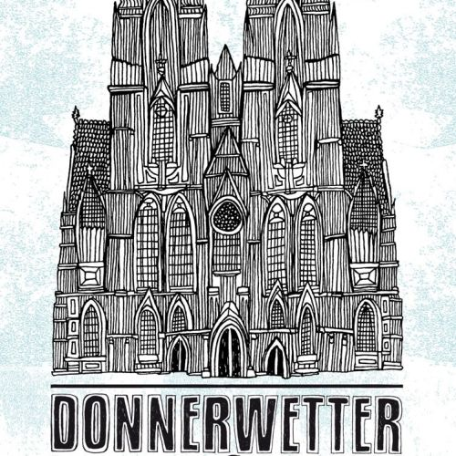 Architecture Church Donnerwetter