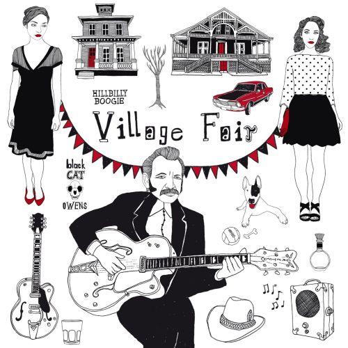 Graphic Village Fair
