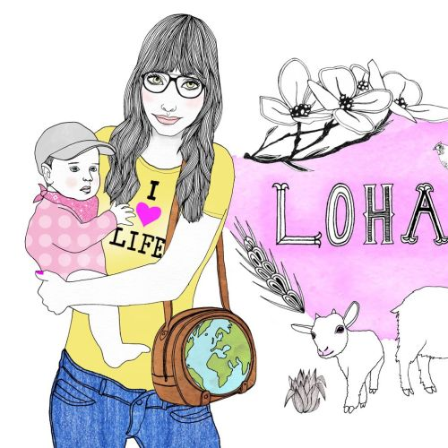 People mother and child lohamum