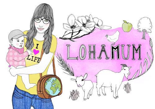 人母子lohamum