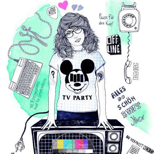 People woman DJ