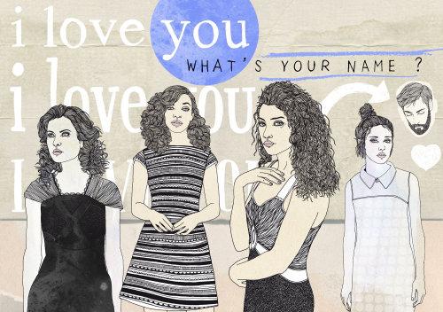 美少女你叫什么名字