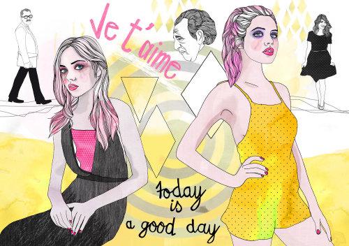 今日时尚是美好的一天