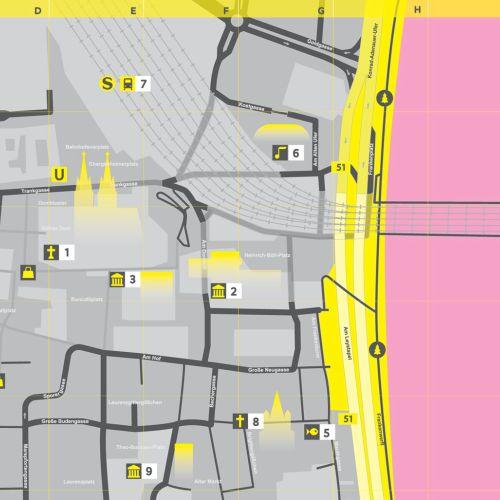 Tobias Wandres Mapas