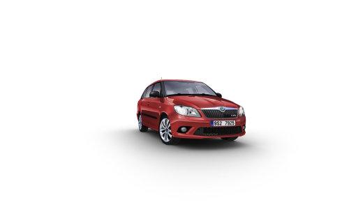 Illustration photoréaliste de la mini voiture socda