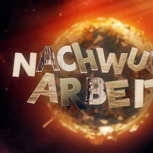Nachwuchs-arbeit character animation