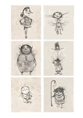 Character Design for Picture Book