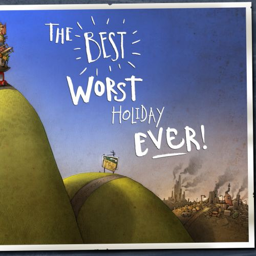 Cartoon & Humor the best worst holiday ever