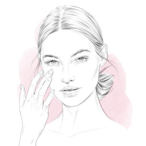 Tracy Turnbull Internationaler Illustrator für Mode und Schönheit. Vereinigtes Königreich