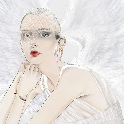 Tracy Turnbull Ilustrador internacional de moda e beleza. Reino Unido