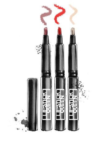 artwork of lipsticks | LIPSTICK QUEEN
