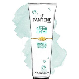 illustration of Pantene Rehab Creme by Tracy Turnbull