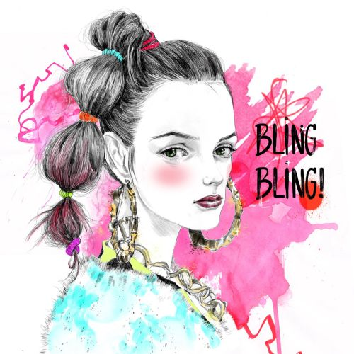 Bling Blng fashion people