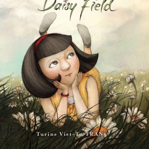 Children The Wild Daisy Field
