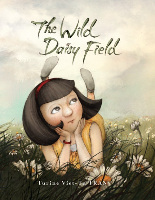 Children The Wild Daisy Field