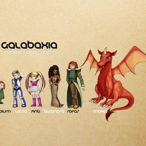 Illustration for Golabaxia