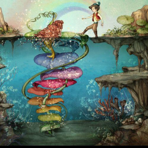 Turine Tran Ilustrador infantil internacional. Cingapura
