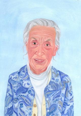 Portrait of Jean