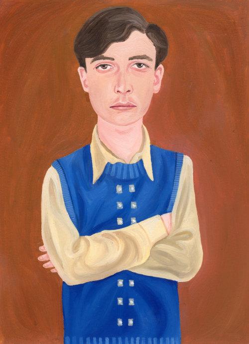 Un portrait d'homme