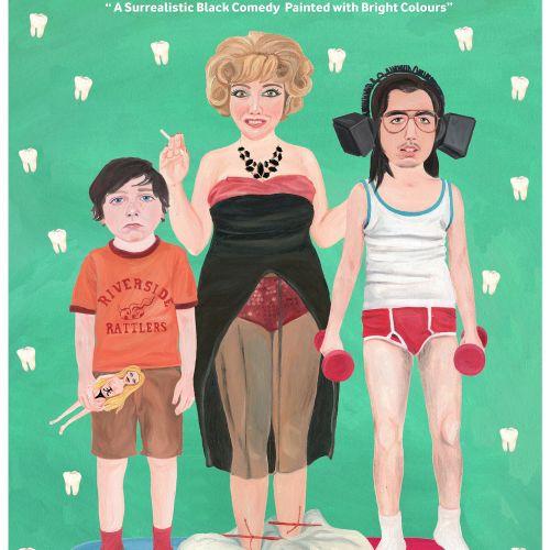 Vanessa Dell People and Portrait Illustrator con sede en el Reino Unido