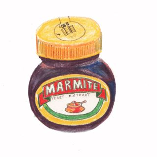 food illustration of Marmite