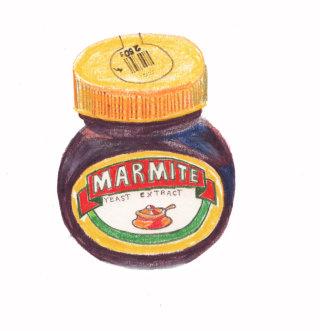 food illustration of Marmite
