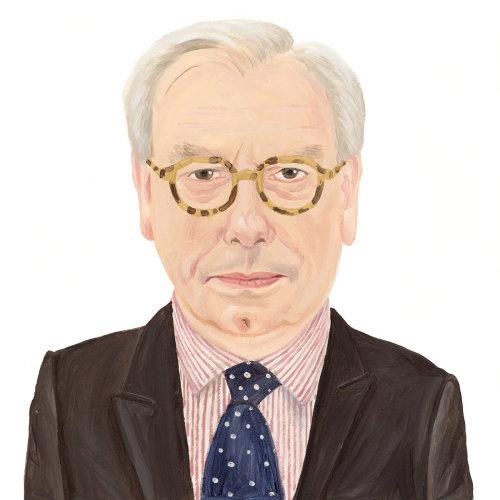 The Critic Portraits of man pour le magazine Opinion
