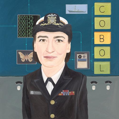 Amiral Grace Hopper