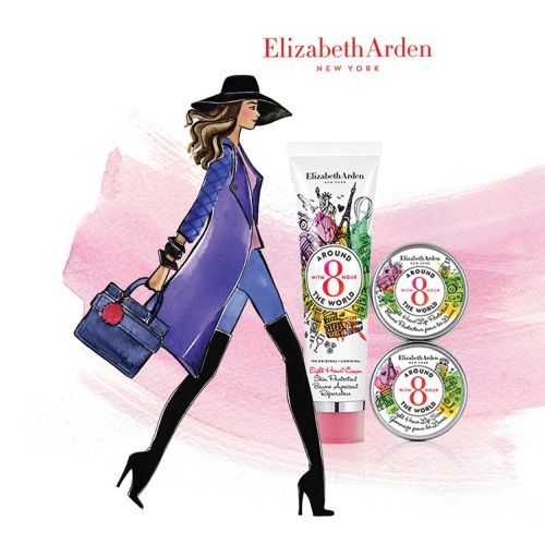 Illustration for Elizabeth arden 8 hour cream