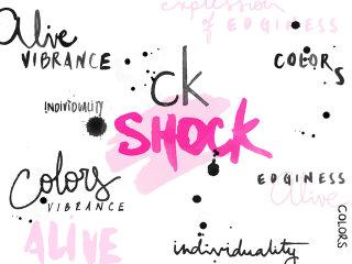Hand lettering artwork