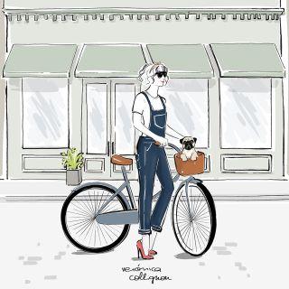 Veronica Collignon - Fashion and Portrait Illustrator. New York